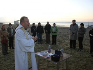 Dawn eucharist